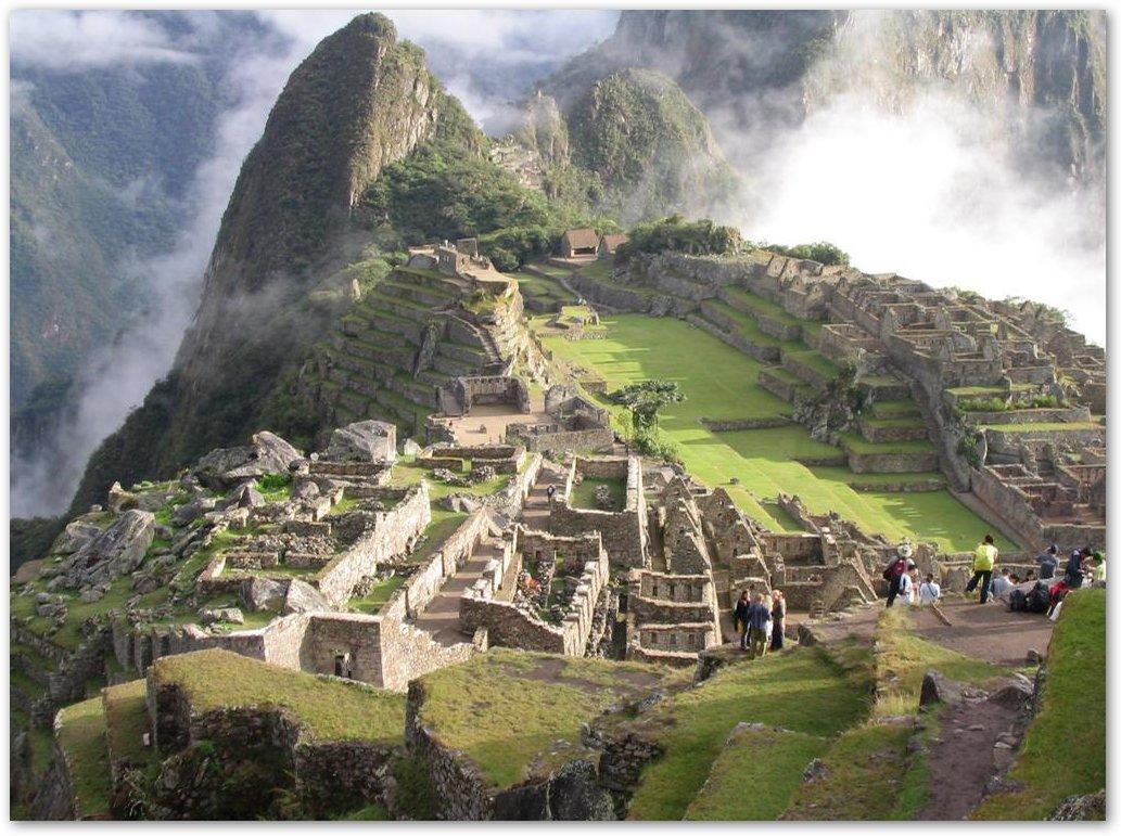 peruvian city inca empire - 1013×753